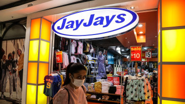 Jay Jays is one the retail brands in the Premier stable.