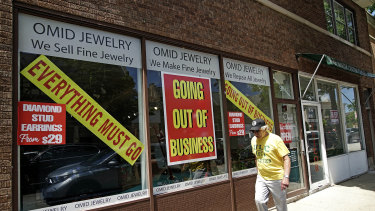 Smaller retailers are struggling to recover from the pain inflicted by the pandemic.
