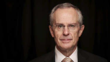 ACCC chairman Rod Sims - legal actions against Retail Food Group.