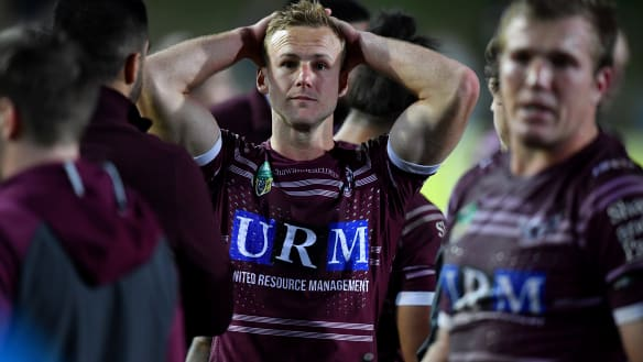Cherry-Evans says Manly's front office is the problem, not Barrett
