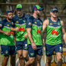 Smoke forces Raiders to relocate to Queensland