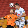 Brisbane Roar land shock A-League win over Wellington