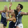 'It comes a point where we need to get home': Winless Dockers seek AFL hub end date