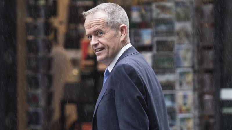 Bill Shorten faces a backlash on tax plan