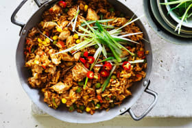 Adam Liaw's perfect fried rice recipe for time-poor home cooks