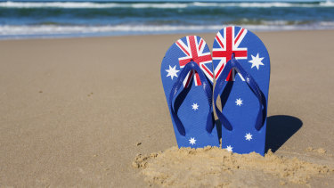Friday on our minds ... the Australia Day debate.
