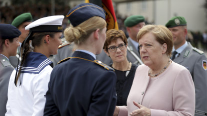 Germany celebrates 'symbol of resistance' on 75th anniversary of plot to kill Hitler