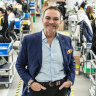 Crisis a wake-up call for advanced manufacturing in Australia