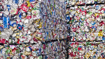 Recycling crisis: Companies urge Andrews government to 'level playing field'