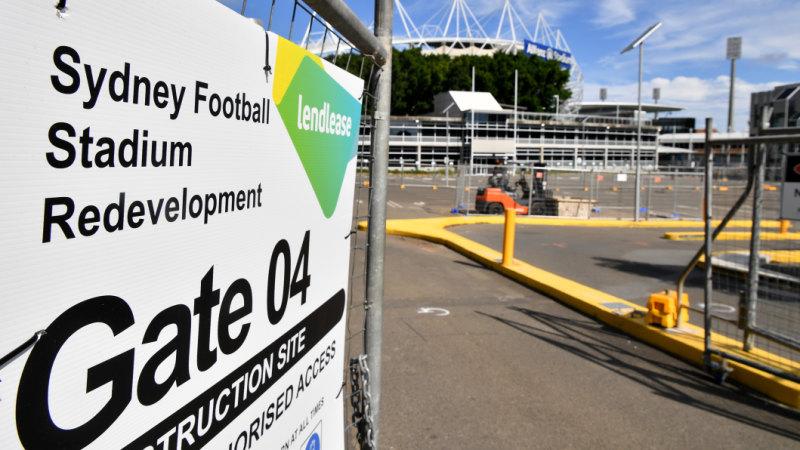 Court orders Lendlease to halt major demolition work at Allianz Stadium