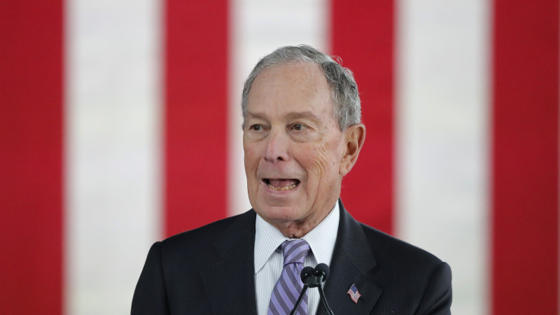 Michael Bloomberg's $94b fortune is thanks to Wall Street - now he wants to shake it up