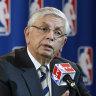 Former NBA commissioner Stern suffers brain hemorrhage