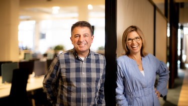 Flybuys boss John Merakovsky has struck a new partnership with Klarna's Australian managing director Fran Ereira.