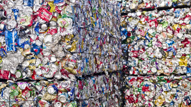 Victoria is resisting calls to introduce a container deposit scheme.