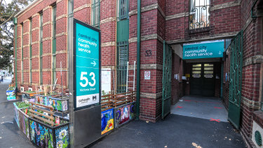 Cohealth Central City on Victoria Street is the chosen site for the state's second medically supervised injecting facility.
