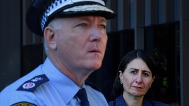 NSW Police Commissioner Mick Fuller says a criminal investigation was crucial to answering questions surrounding the Ruby Princess.