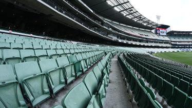 An empty MCG.