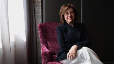 New ASC chair Josephine Sukkar wants a far better working relationship with John Coates and the AOC.