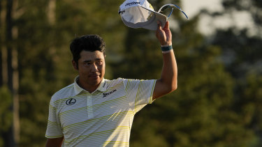 Hideki Matsuyama hopes his Masters win will be a pioneering one for Japanese golf.