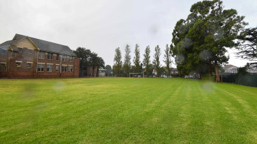 Graham Green has been shared by the school and community since an agreement between the local council and Department of Education in 1993.