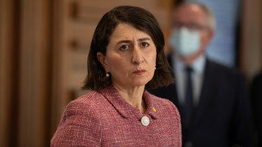 NSW Premier Gladys Berejiklian must shoulder the blame for this outbreak.