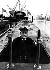 Lt-Commander Ian MacDougall, 1969.
