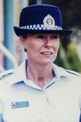 Former NSW police officer Kathy Bassett.