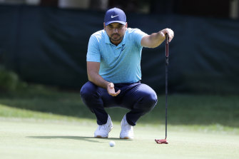 Jason Day was the best-placed Australian, finishing with a share of 46th in Connecticut.