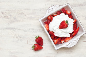When I think of France, my mind turns naturally to food – in particular, the ridiculous amount of whipped cream served on a bowl of judiciously picked strawberries in the garden of the Château de Chantilly outside Paris.