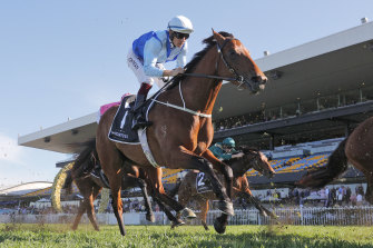 Farnan was withdrawn from The Everest to chase the Coolmore Stud Stakes