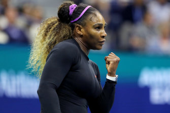23-time grand slam winner Serena Williams is supporting her tennis federation and will play the US Open.