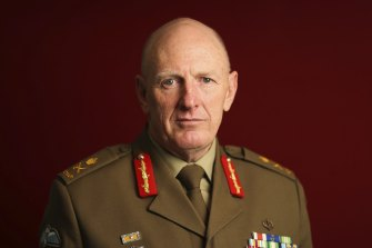 COVID is an adversary that gets a vote in our plans, Lieutenant General John Frewen said.