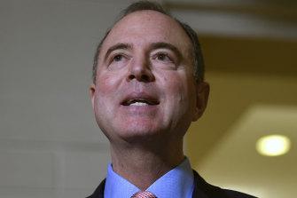 House Intelligence Committee Chairman Adam Schiff says public hearings will start next week.