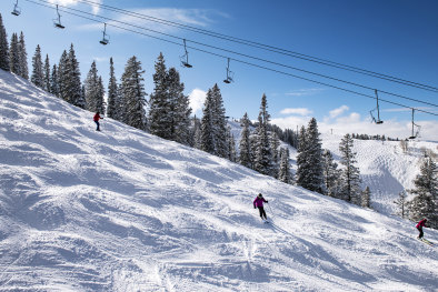 Australians were part of a cluster of coronavirus infections in Aspen, Colorado.