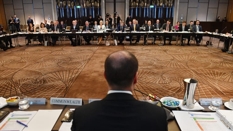 On Friday Energy Minister Josh Frydenberg faced down state energy ministers at the COAG meeting for the National Energy Guarantee.