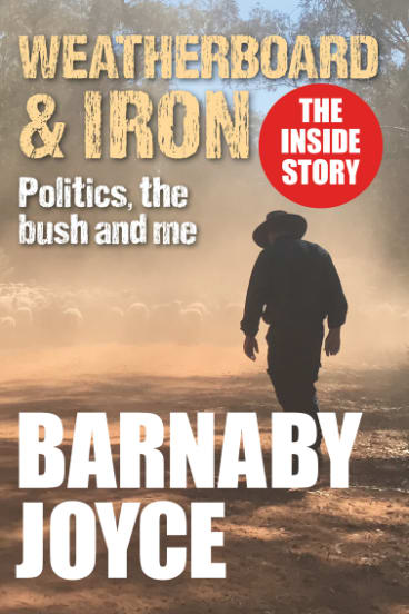 Barnaby Joyce's 'tell-all' book.