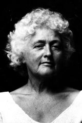 Betty Burstall became ''a kind of lifeline''.