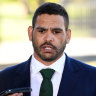 Inglis suspended for Tests against Tonga and New Zealand over drink driving
