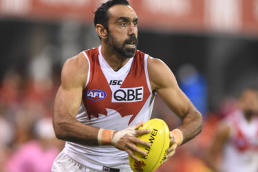 I walked out of the Adam Goodes doco an angry man