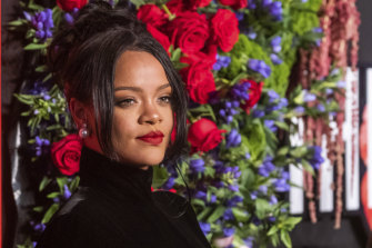 At 31, Rihanna became one of the youngest people to have a LVMH label.