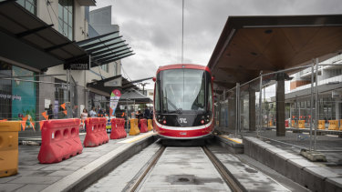 Readers were divided over whether the government should start constructing Stage 2 of the light rail.