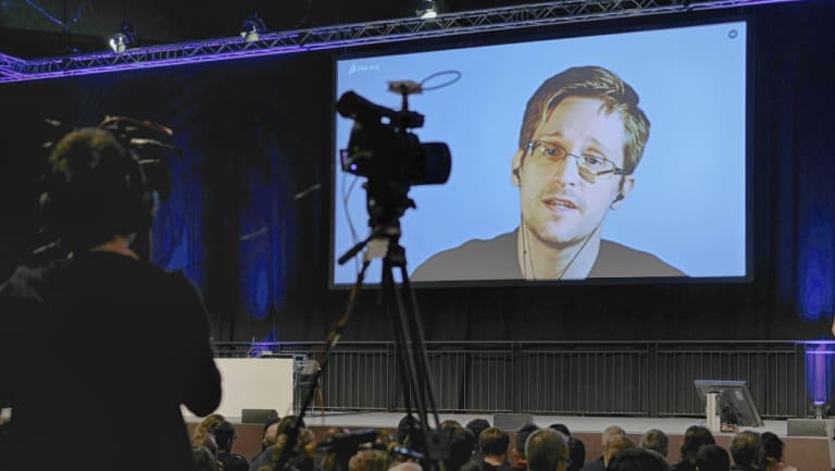 American officials began seriously investigating the ties between WikiLeaks and Russia after Edward Snowden escaped to Russia in 2013.