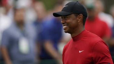 Tiger Woods' victory at Augusta was lucrative for Nike.