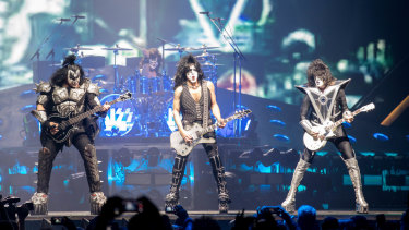 Kiss will play their third and final Melbourne show on Saturday, November 30 at Rod Laver Arena, saying goodbye on their End of the Road tour.