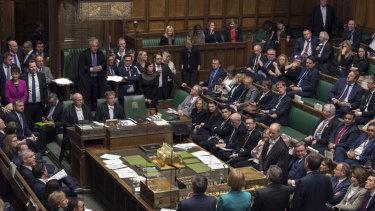 Is Britain Falling Apart Leak In Parliament Forces Evacuation