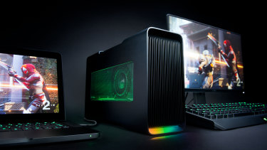 The Core V2 fits in well with other Razer gear, but compatibility remains a factor.