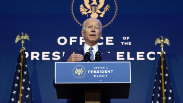 The Europeans, and America's other trade partners, are placing their hopes in a Biden presidency.