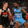 NZ Breakers hand Melbourne United a reality check