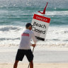 Gold Coast beaches open after three drownings but swimmers are warned