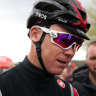 Froome leaves hospital after horror crash
